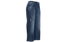Chillaz Heavy Duty pantacourt Femme 3/4 Shorty bleu
